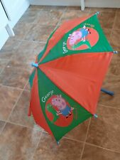 Childs George Pig Umbrella