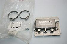 Airspan Power Divider Splitter 2.4GHz ASN-PD-24-01 2400-2500MHz N-Type Female