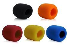 5 PACK Mikrofon Schaumstoff Scheiben Schwamm passend für Shure sm58 Mikrofone