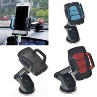 Supporto per parabrezza per auto con supporto a 360 ° per telefono GPS