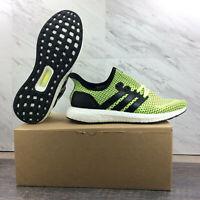 adidas Speed Factory SF Ultraboost Solar Yellow/Core Black EG6196 Men's Size 9