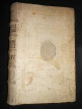 Historiae Naturalis - 1650-53-1st - John Jonston (Joannes Jonstonus) VERY RARE