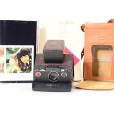Polaroid SX-70 Sofortbilderkamera - Modell 2 in Braun - Kamera - Gehäuse