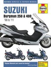 Manuales de motos Burgman Suzuki