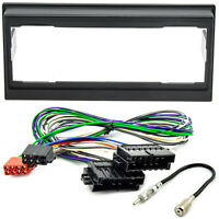 Radioblende für VOLVO 740 760 940 960 ISO Adapter Kabel DIN Blende Rahmen