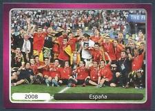 PANINI EURO 2012- #539-CHAMPIONSHIP WINNERS-2008-ESPANA-SPAIN