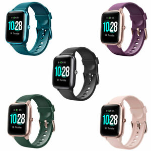 Letsfit Smartwatch Fitness Tracker with Heart Rate Monitor Tracker-ID205L