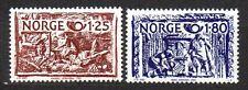 Norway - 1980 Norden Mi. 821-22 MNH
