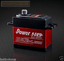 Power HD Servos BLS-0904HV High Voltage Digital Brushless Motor Titanium Steel