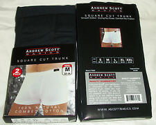 ANDREW SCOTT BASICS SQUARE CUT TRUNK M 32-34
