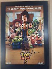 Toy Story 3 TIM ALLEN  Signed 12x18 Mini Movie Poster Buzz Lightyear