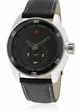 Fastrack 3089SL04 Black Magic Analog Black Dial Men's Watch