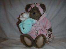 boyds best dressed ~ boyds bears ~ momma bearsley w/ baby bundles