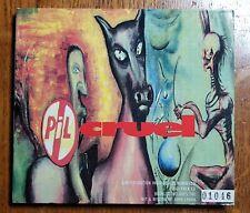PiL – Cruel - CD 4 titres - édition limitée numérotée - Comme Neuf