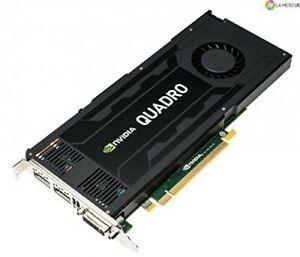 NVIDIA Quadro K4200 4GB GDDR5 Graphics Video Card