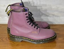 WOMEN'S DR. MARTENS BOOTS SZ 7 MADE IN ENGLAND
