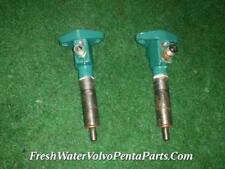 2 Volvo Penta Md2b Fuel Injectors P/n 833191 KBL 87S78 14 031 MD1 MD2  MD11 Md17