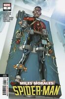 Miles Morales Spider-Man #7 2nd Print Variant Cover Marvel Comics
