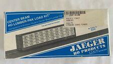 JAEGER HO PRODUCTS ~ CENTER BEAN LUMBER PAK LOAD KIT #8100 IDAHO TIMBER