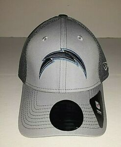 Los Angeles Chargers NFL Grayed Out Neo Stretch Fit Hat,   Lg/XL