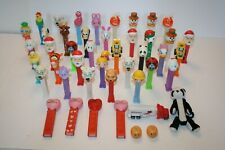 Large Lot Of 43 PEZ Dispensers