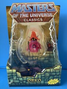 Masters of the Universe Classics SDCC 2010 Orko Prince Adam Color Change 2 pack