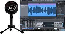 BLUE*Snowball Studio*USB Microphone Black FREE SHIP