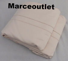 Department Store Solid 700 Thread Count 1872 QUEEN Flat Sheet Blush