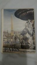 WW2 WWII Canadian British On Foot In Paris French Italian Book