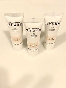 Dr. Barbara Sturm Eye Cream Lot Of 3x5ml Total Of 15 ml (full Size) Valued $140