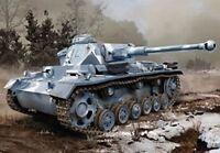 Dragon 1/35 WWII Germany Army Tank No.3 K type Smart Model kit DR6903 EMS