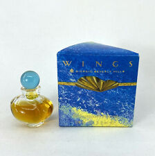 WINGS GIORGIO BEVERLY HILLS EXTRAORDINARY PERFUME 3.5 ML 1/8 FL.OZ. MINI PERFUME