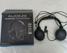 More details for audeze penrose headphones ps5 / pc ( gaming )
