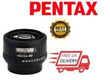 Pentax SMC PFA 50mm F1.4 Standard Lens 20817 (UK Stock)