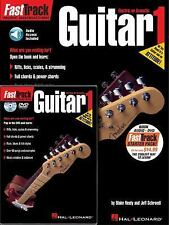 FastTrack Guitar Method Starter Pack: BookOnline AudioDVD Pack (Fast Track (Hal