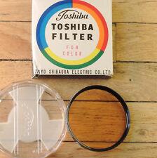 77 mm Filtre Toshiba A112 (85A) Orange