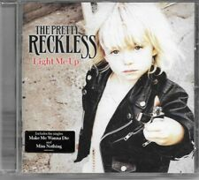 The Pretty Reckless - Light Me Up (2010) CD Album
