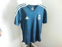 Adidas Size S Small Men's MCF Soccer Real Madrid Climacool Jersey Top NWT