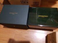 AUDEMARS PIGUET watch case box oversized #42
