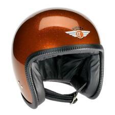Genuine Davida Ninety 2 helmet one only size XL Flame Orange