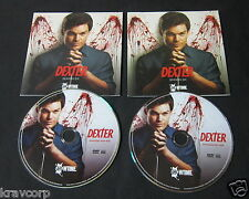 MICHAEL C. HALL 'DEXTER' TWO 2011 PROMO DVDs
