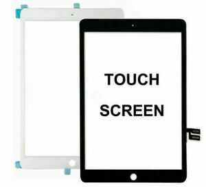 For iPad 8 2020 A2270 A2428 A2429 A2430 White Digitizer Touch Screen Replacement