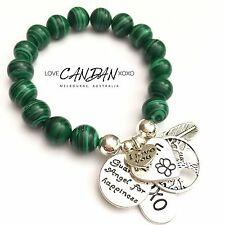 I Love You Mum Bracelet Guardian Angel For Happiness Xoxo Tree Of Life Charms