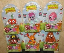 Moshi Monster 3 Inch Figures Bundle - Full Set (6 Figures)