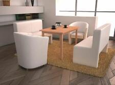 Moderne Tisch- & Stuhl-Sets aus Kunstleder