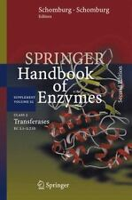 Class 2 Transferases : Ec 2. 1-2. 7. 10 S2 (2009, Hardcover)