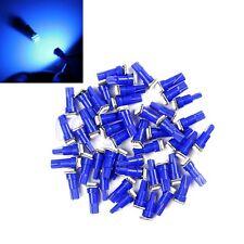 10Pcs 12V T5 5050 1 SDM LED Auto Car Azzurro Lampada Lampadine Cruscotto Luci DB