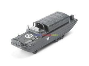 1PC 1/72 WWII USA GMC DUKW 353 LARC Vehicle US America Plastic Kit Model