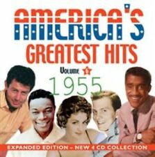VARIOUS ARTISTS - AMERICA'S GREATEST HITS, VOL. 6: 1955 USED - VERY GOOD CD
