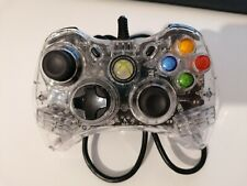 Afterglow clear Xbox 360 Wired Controller without USB Breakaway Cable